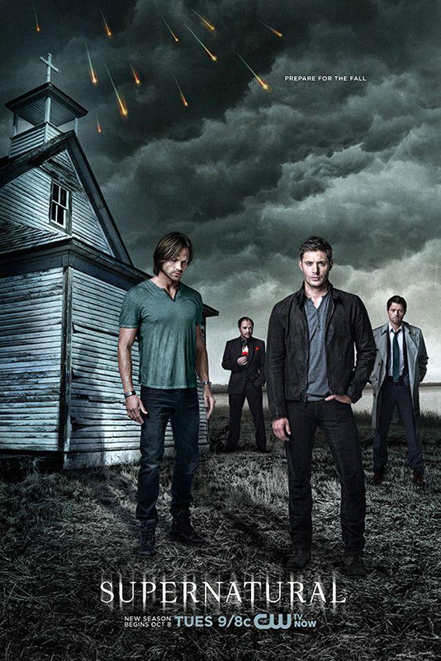 <strong><em>Supernatural</em></strong> Season 9 Promo Art