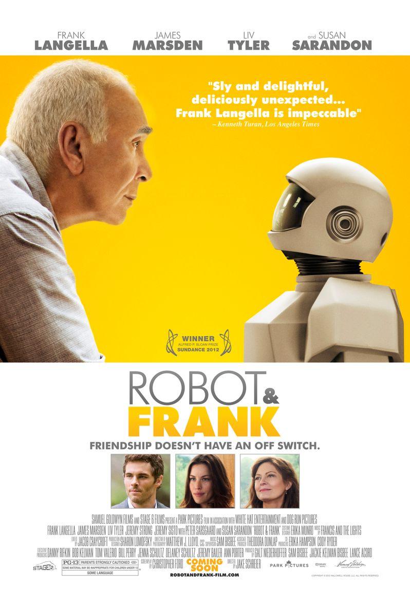 <strong><em>Robot and Frank</em></strong> Poster
