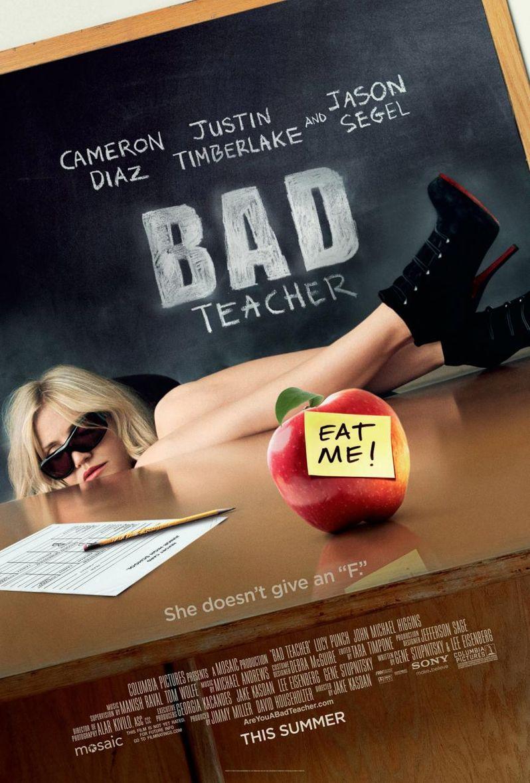 <strong><em>Bad Teacher</em></strong> Poster