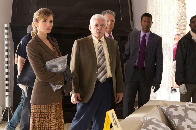 Kyra Sedgwick discusses the final six episodes of <strong><em>The Closer</em></strong>
