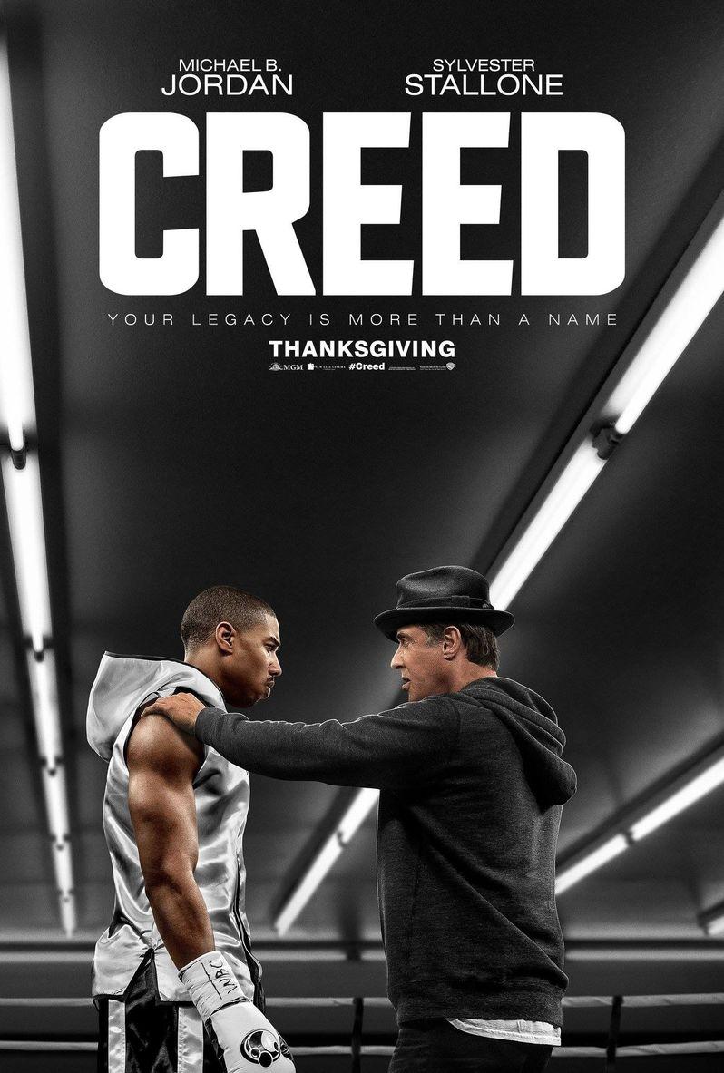 <strong><em>Creed</em></strong> Poster