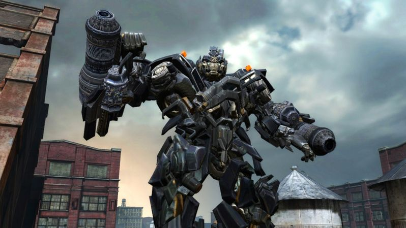 <strong><em>Transformers: Dark of the Moon</em></strong> Video Game Stills #3