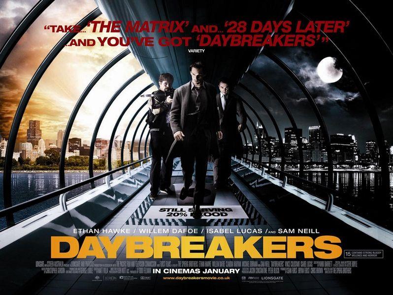 International <strong><em>Daybreakers</em></strong> Poster
