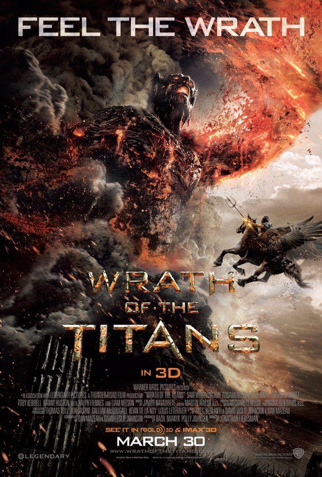 <strong><em>Wrath of the Titans</em></strong> Poster #2