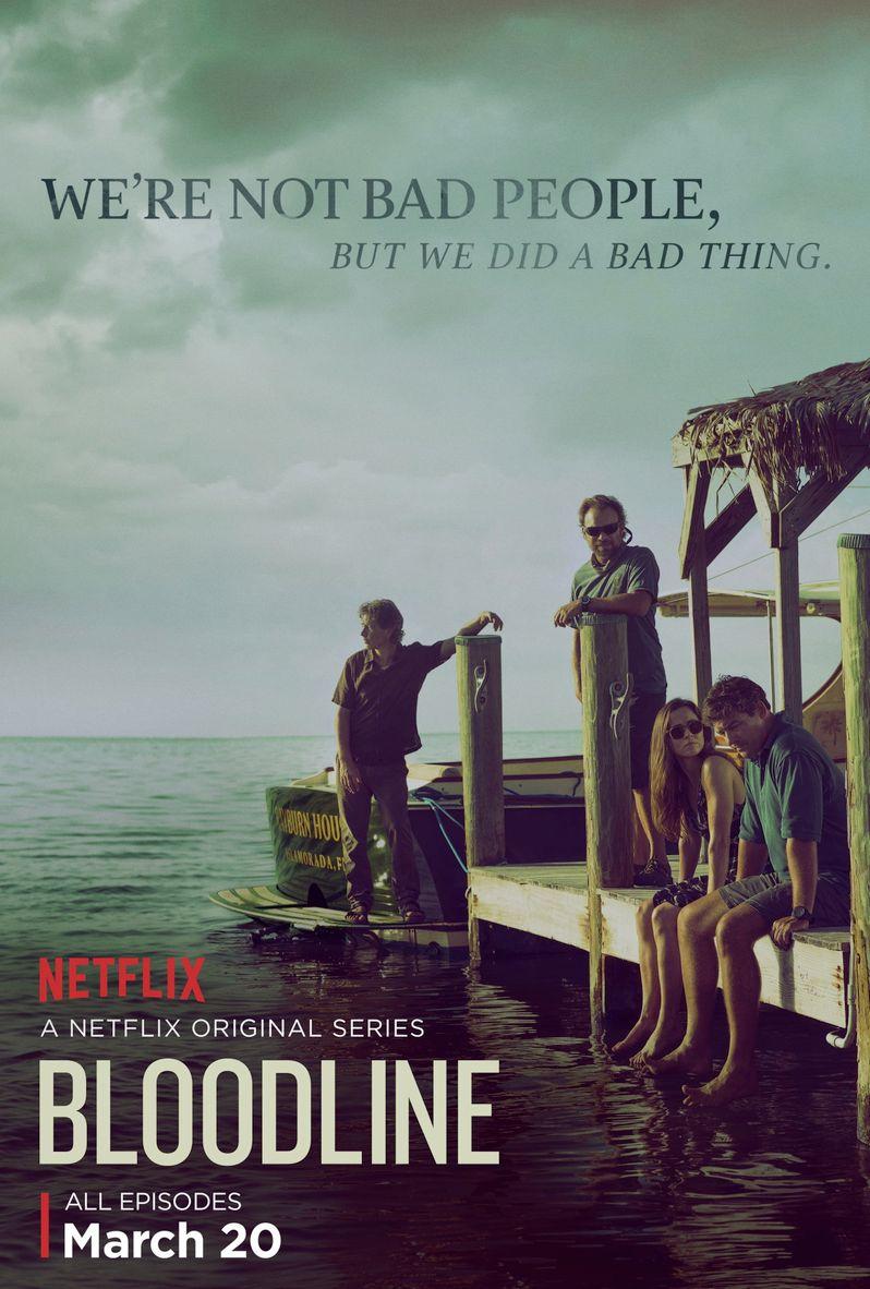 <strong><em>Bloodline</em></strong> Poster
