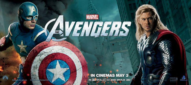 Marvel's Avenger's banner #1