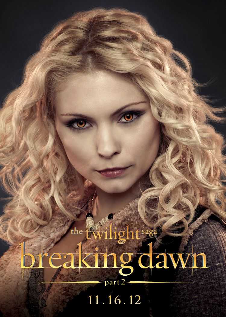 <strong><em>The Twilight Saga: Breaking Dawn - Part 2</em></strong> Tayna Poster