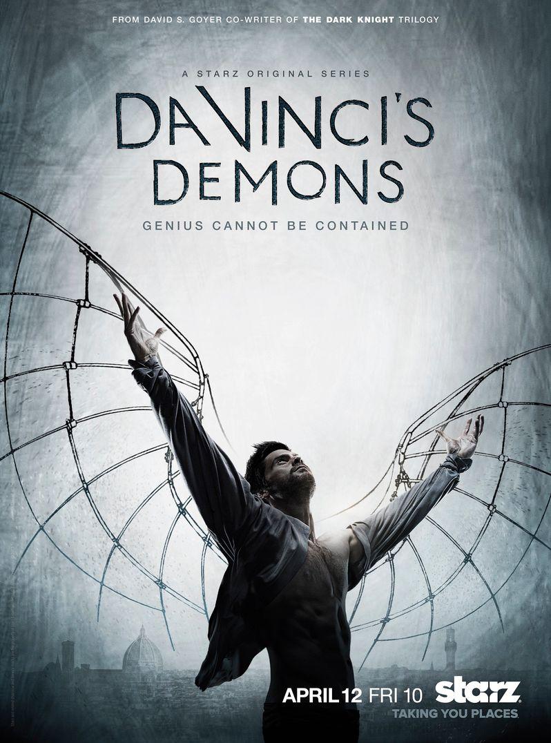<strong><em>Da Vinci's Demons</em></strong> Promo Art