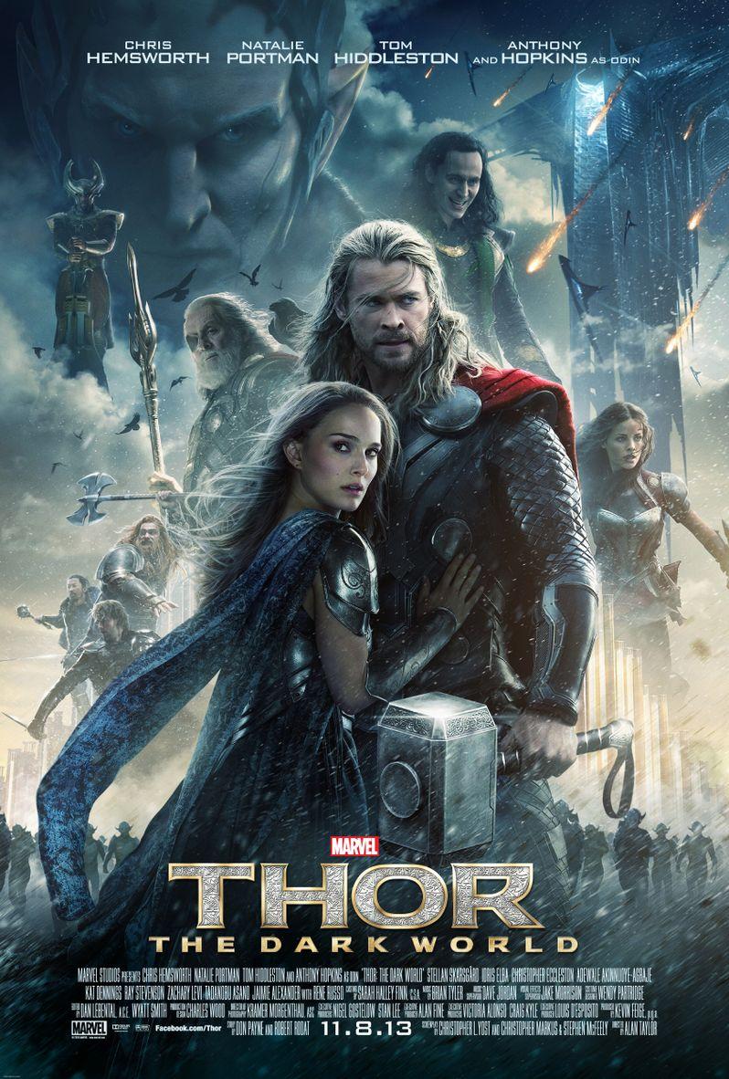 <strong><em>Thor: The Dark World</em></strong> Poster
