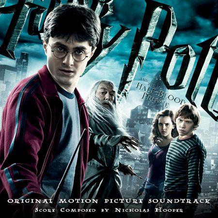 <strong><em>Harry Potter and the Half-Blood Prince</em></strong> Soundtrack