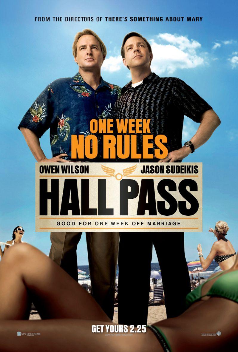 <strong><em>Hall Pass</em></strong> Poster