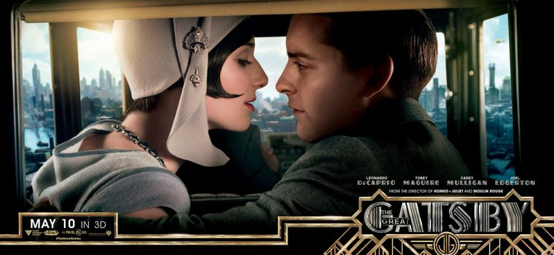 <strong><em>The Great Gatsby</em></strong> Banner 2