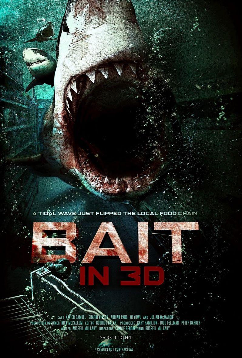 <strong><em>Bait 3D</em></strong> Poster