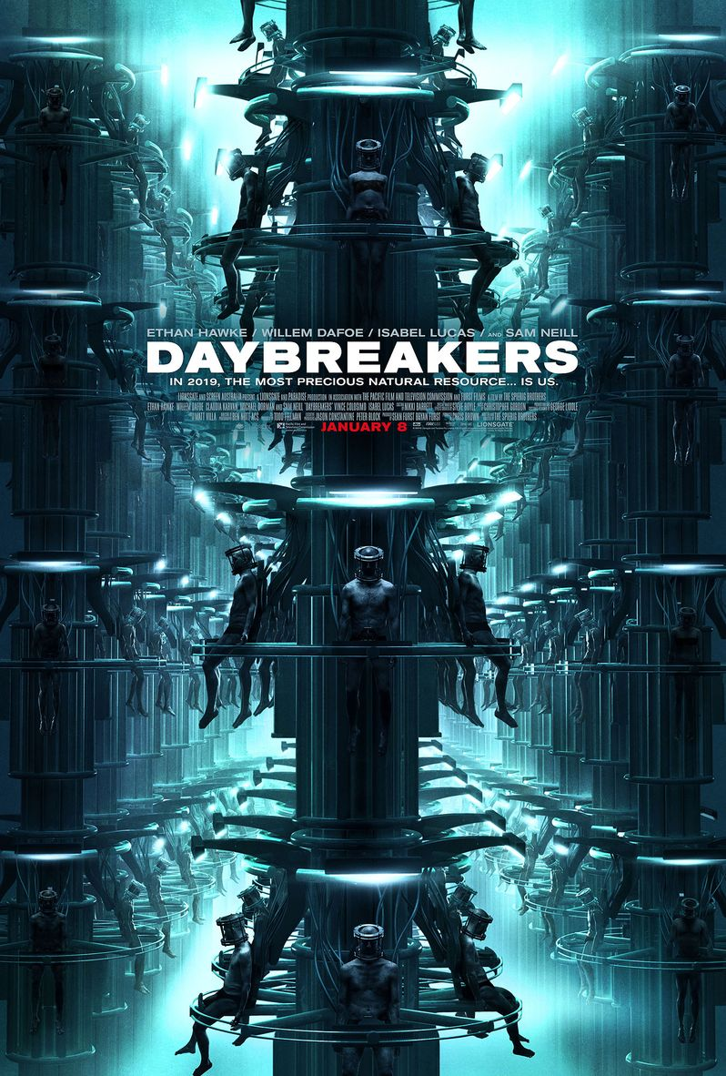 <strong><em>Daybreakers</em></strong> Poster