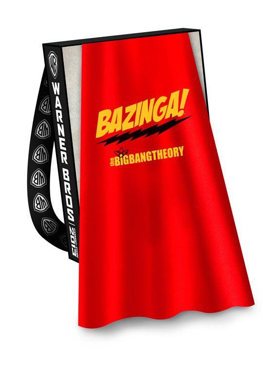 The Big Bang Theory Comic-Con 2013 Bag Photo 2