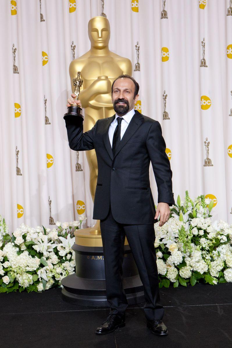 2012 Academy Awards Press Room photo 3