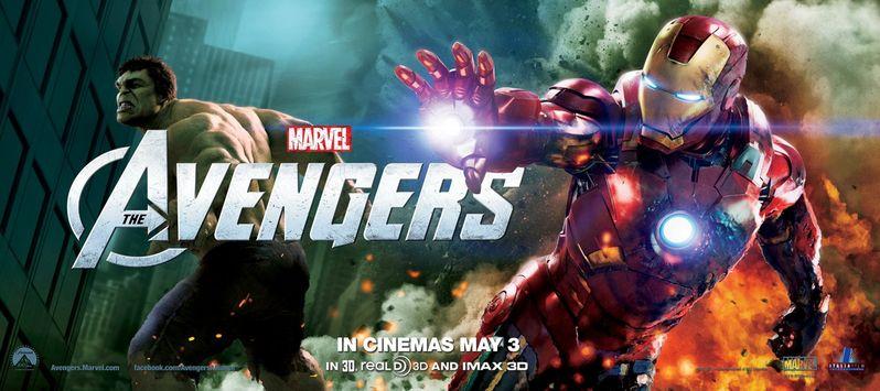 Marvel's Avenger's banner #3