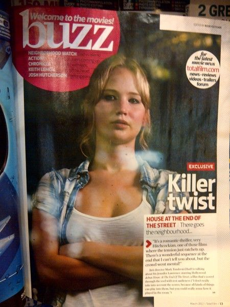 <strong><em>House at the End of the Street</em></strong> Jennifer Lawrence Photo #1