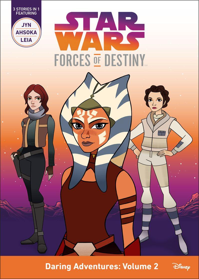 <strong><em>Star Wars Forces of Destiny</em></strong> - Season 1 photo 4