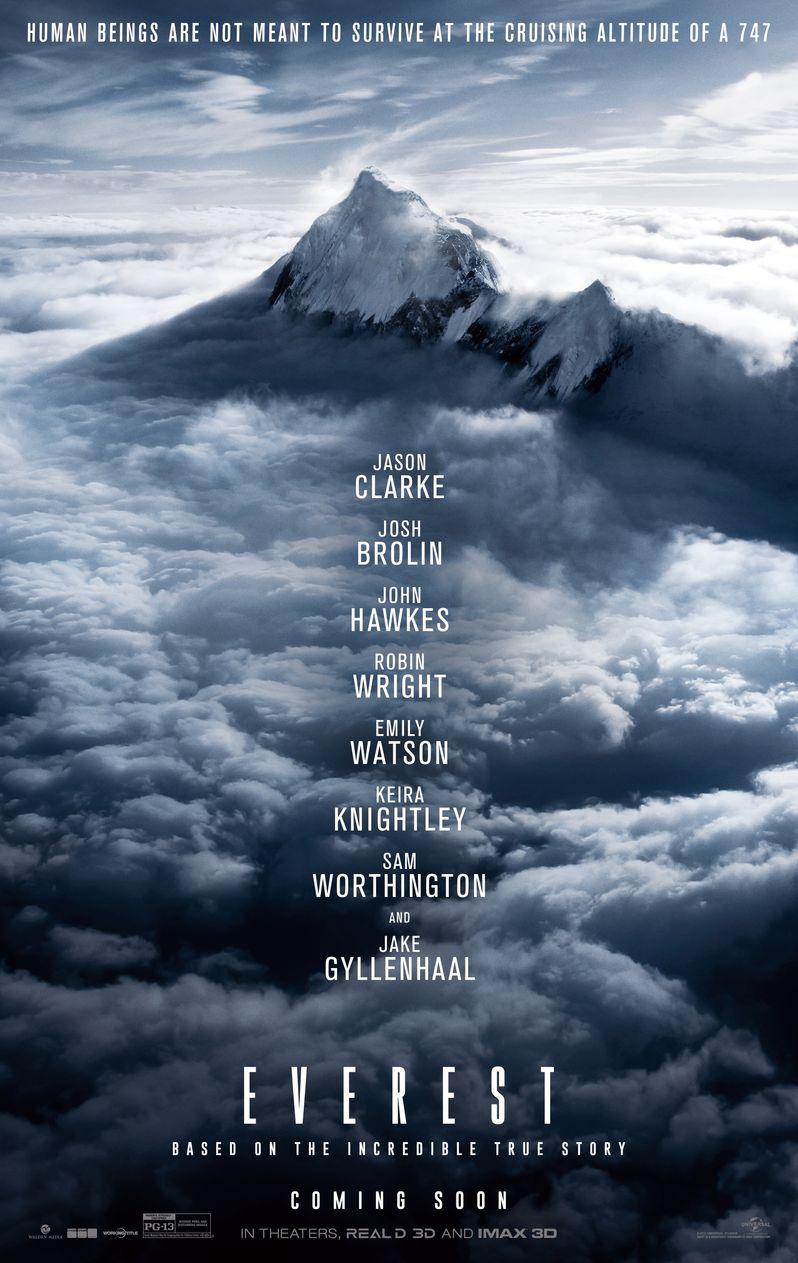 <strong><em>Everest</em></strong> Poster