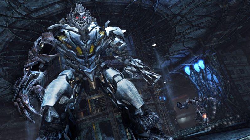 <strong><em>Transformers: Dark of the Moon</em></strong> Video Game Stills #2