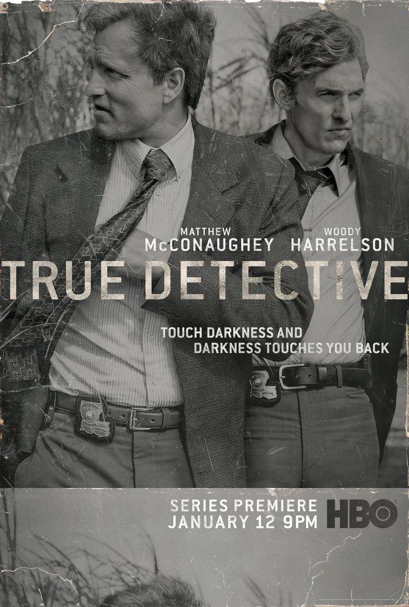 <strong><em>True Detective</em></strong> Promo Art