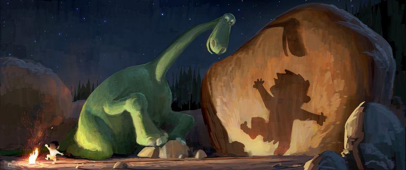 <strong><em>The Good Dinosaur</em></strong> Photo