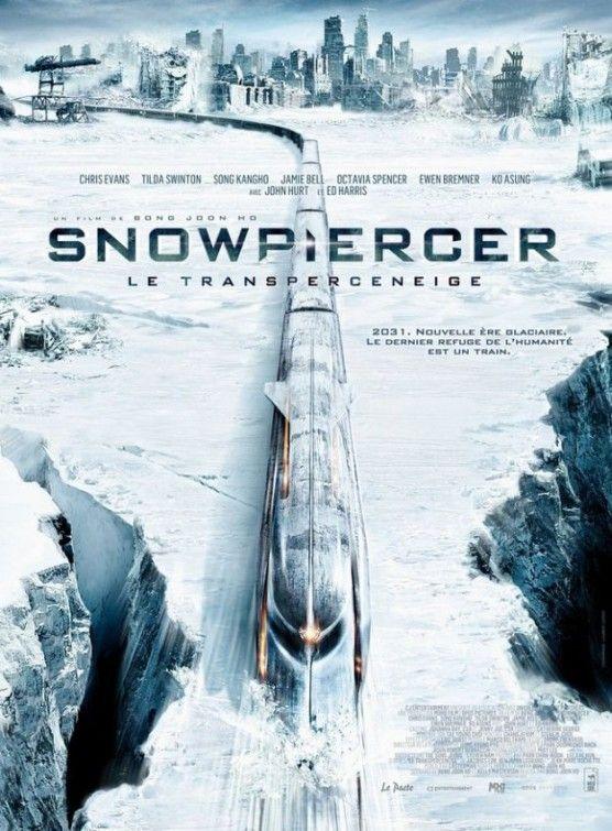 <strong><em>Snowpiercer</em></strong> International Poster