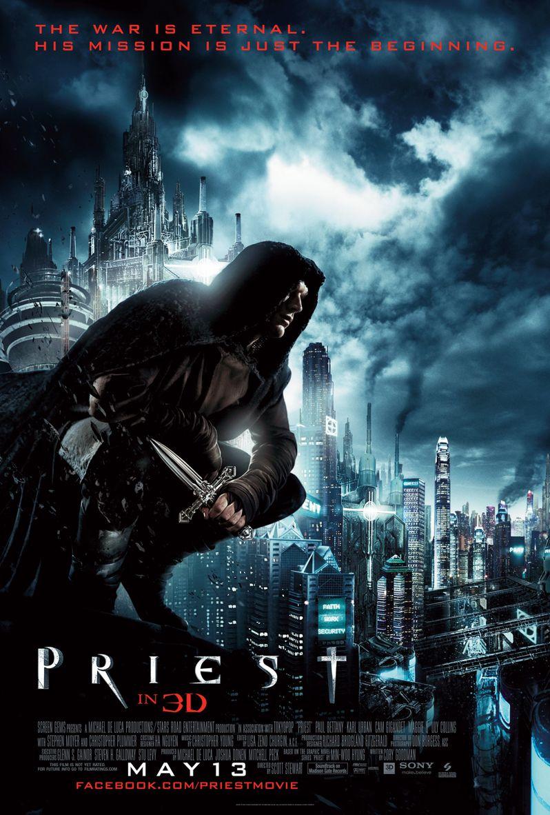 <strong><em>Priest</em></strong> Poster #8