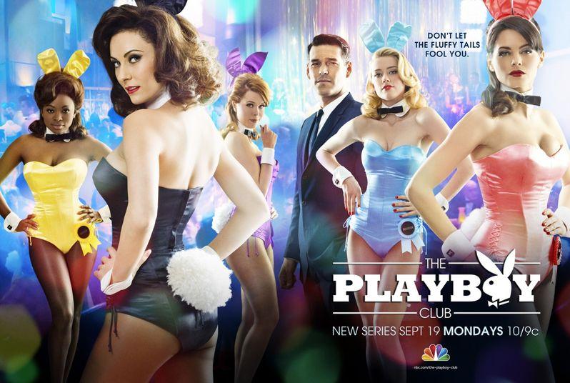 <strong><em>The Playboy Club</em></strong> Season 1 Poster #2