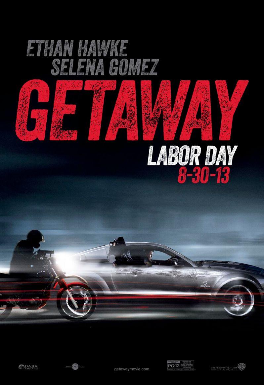 <strong><em>Getaway</em></strong> Comic-Con 2013 poster
