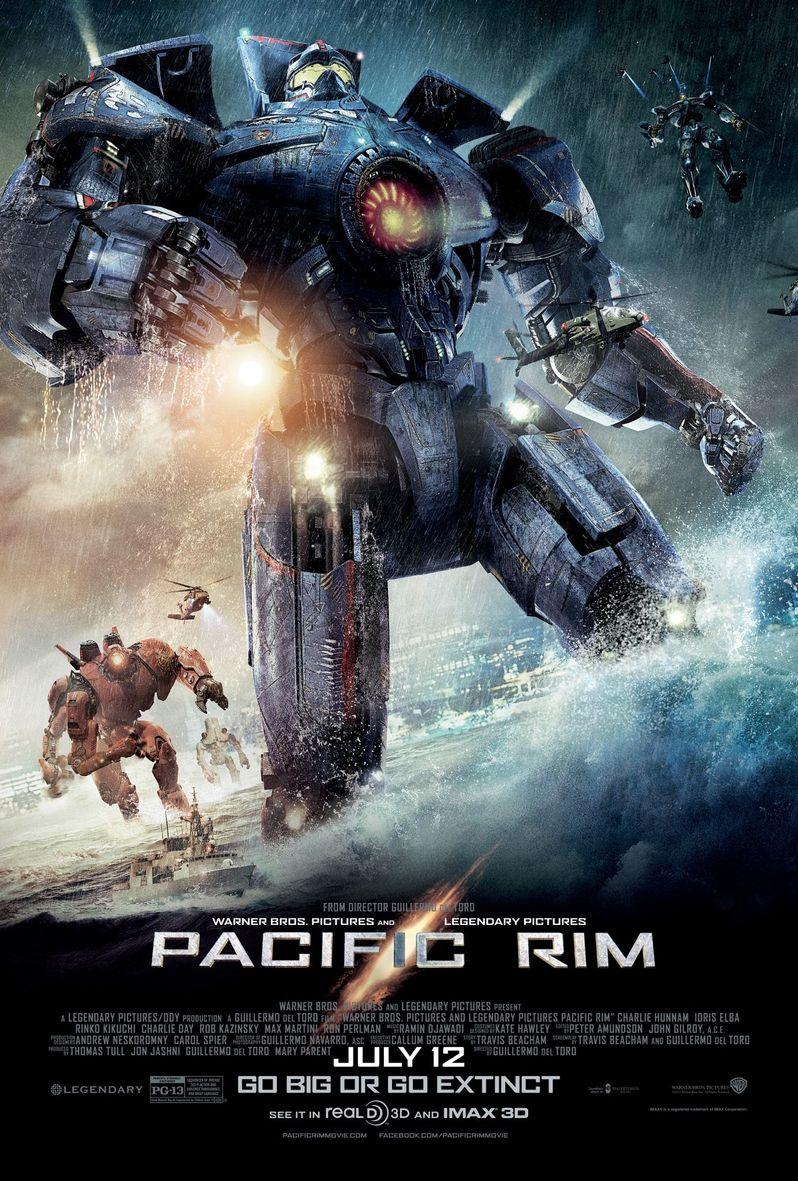 <strong><em>Pacific Rim</em></strong> Poster