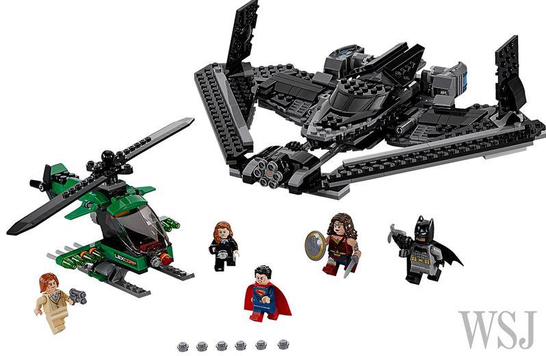 Batman V Superman Lego 3