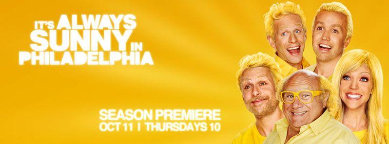 It's Always Sunny In Philadelphia Season 9 Banner #1