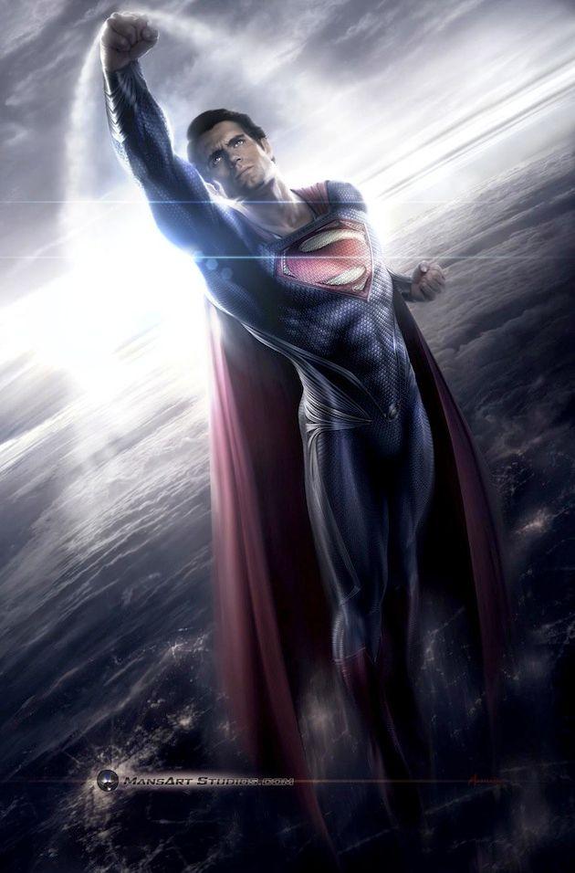 <strong><em>Man of Steel</em></strong> Concept Art 6