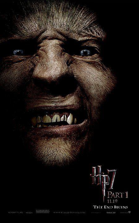 Fenrir Grayback Character Poster