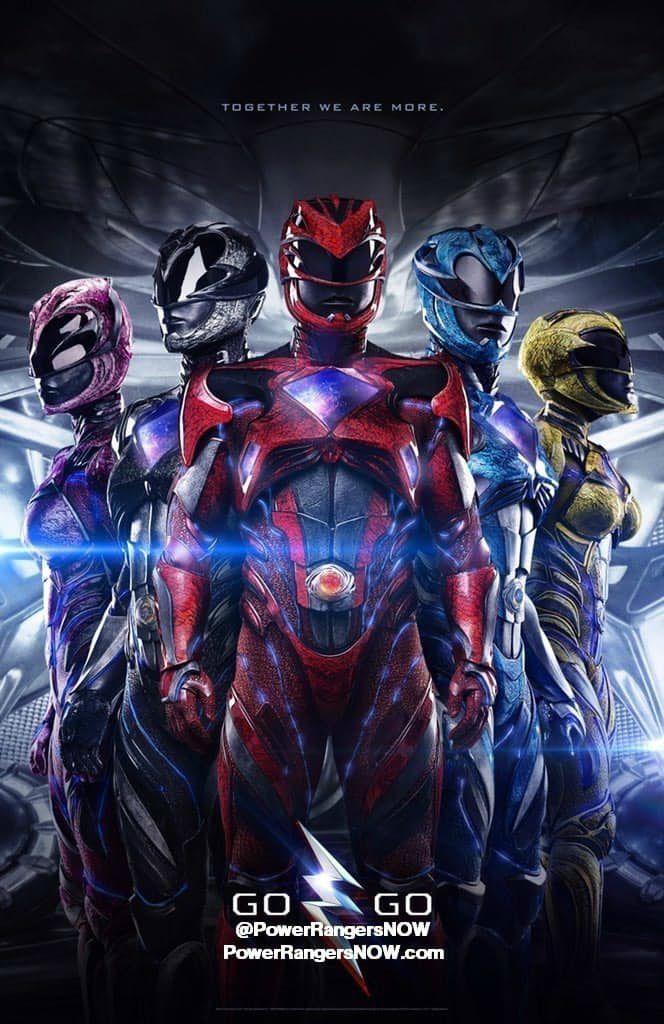 <strong><em>Power Rangers</em></strong> Poster