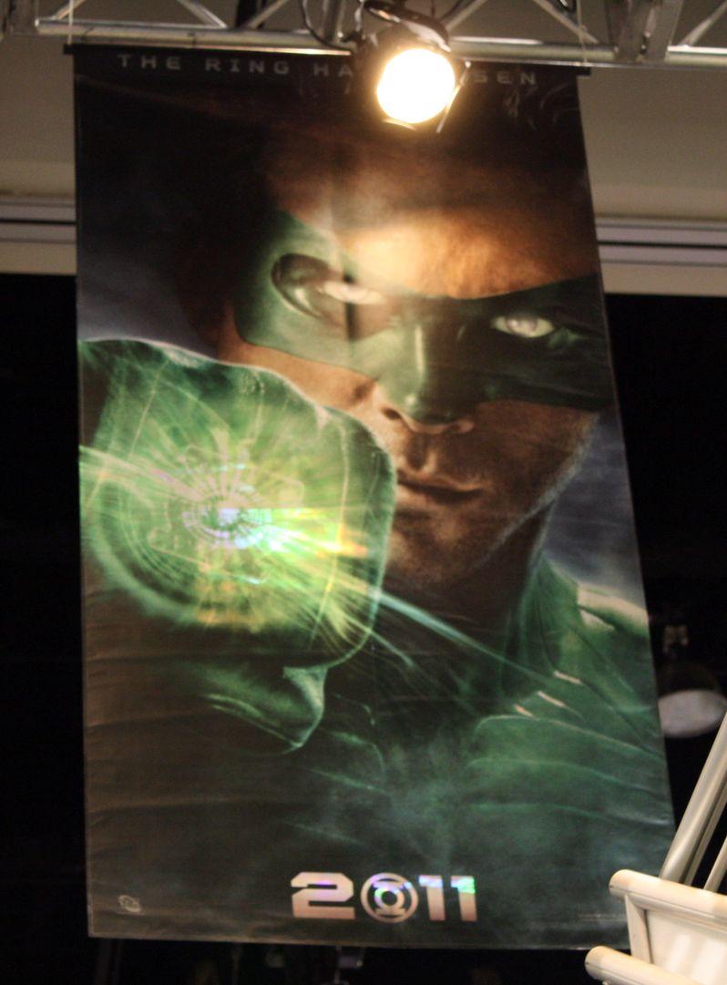 <strong><em>Green Lantern</em></strong> teaser poster #3