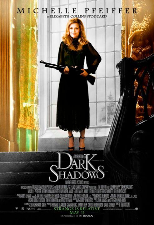 <strong><em>Dark Shadows</em></strong> Character Posters V.2 #2