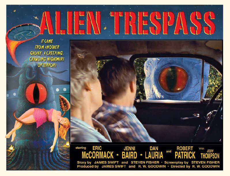 <strong><em>Alien Trespass</em></strong> Lobby Card #3