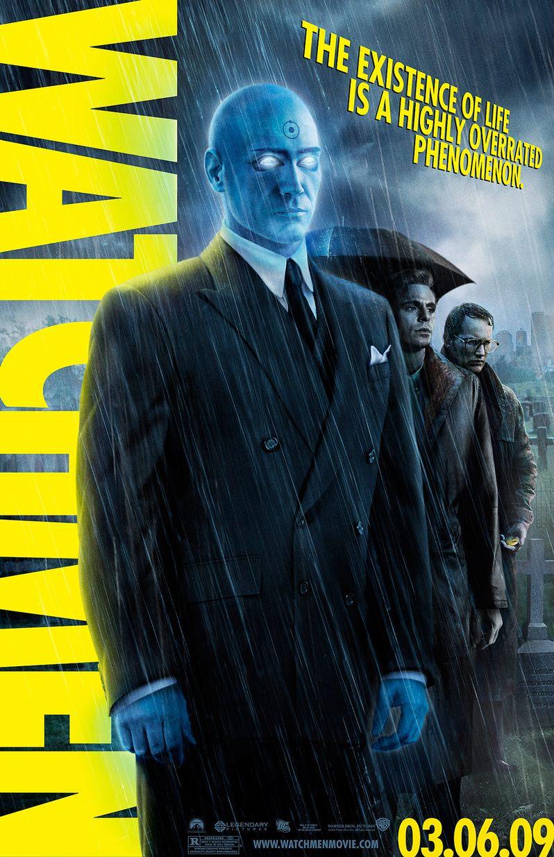 <strong><em>Watchmen</em></strong> Character Poster #6