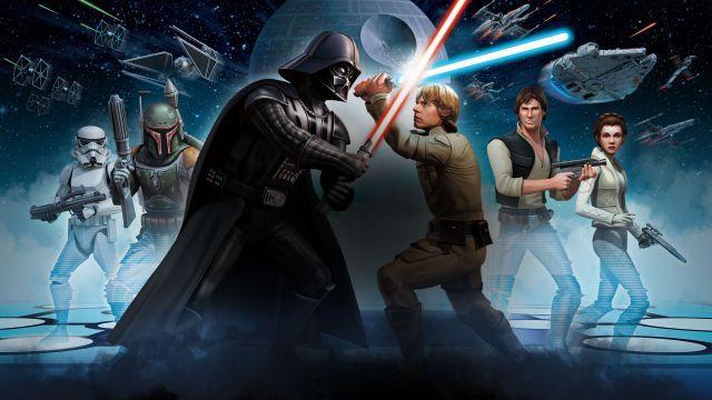Star Wars Galaxy of Heroes Photo 2