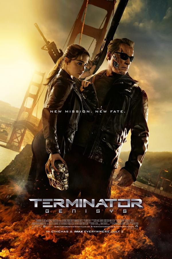 <strong><em>Terminator Genisys</em></strong> Poster