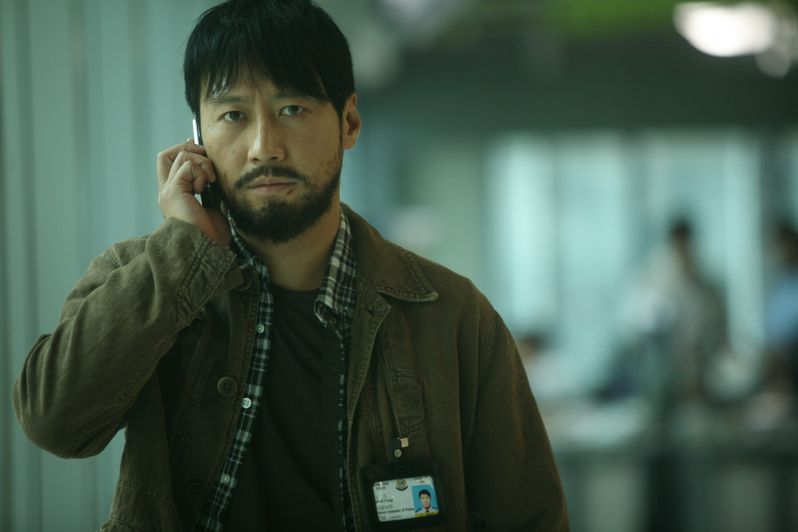 Leon Lai stars as Detective Manfred