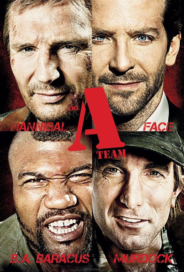 <strong><em>The A-Team</em></strong> Poster