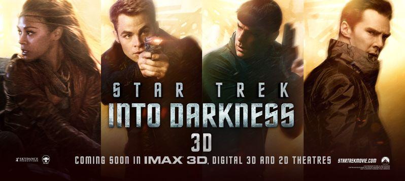 <strong><em>Star Trek Into Darkness</em></strong> Banner