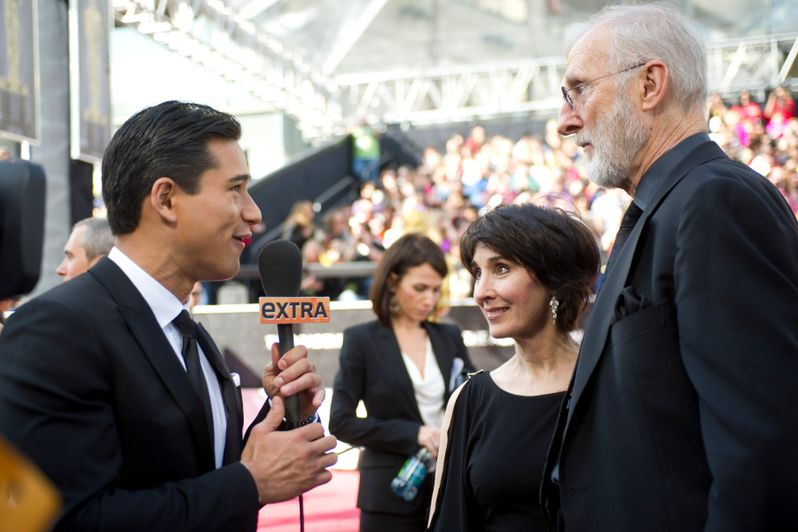 2012 Academy Awards Red Carpet Arrivals photo 5