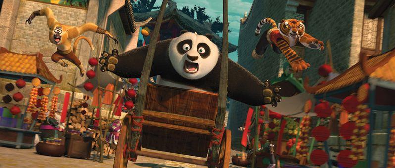 Kung Fu Panda: Kaboom of Doom Photo