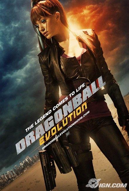 <strong><em>Dragonball Evolution</em></strong> Poster #4