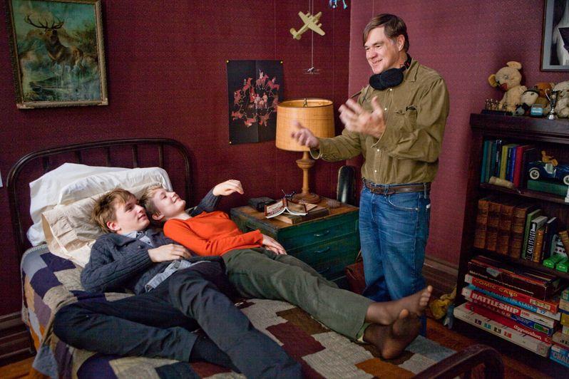 Gus Van Sant Talks <strong><em>Restless</em></strong> Blu-ray